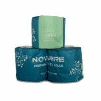 Novarre 2Ply Toilet Paper 400 Sheets